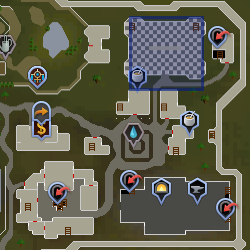 Falador Party Room location