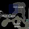 Taverley hellhound resource dungeon entrance location