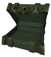 Treasure chest (uncharted isles) tier 1 open