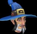 Wizard Ellaron chathead