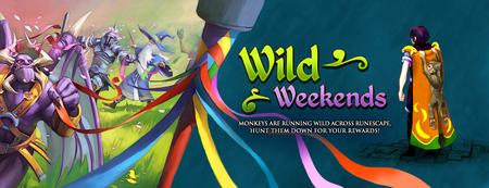 4th Wild Weekend Banner