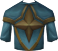 Saradominist ceremonial robe top detail.png