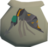 Spirit mosquito pouch detail