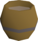 Barrel of naphtha detail