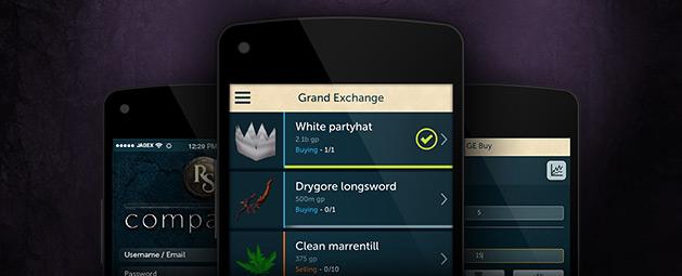 Companion App update post header