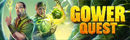 Gower Quest lobby banner 2