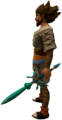 Crystal Peacock Sword Off-hand equipped.png