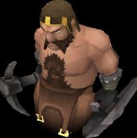 Mountain dwarf