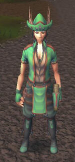 Fletchers outfit female front news image