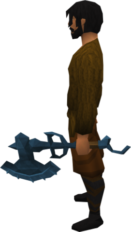 File:Off-hand rune warhammer equipped.png