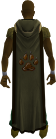 Hooded hunter cape (t) equipped