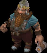 Drunken dwarf