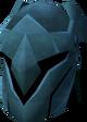 Rune full helm detail