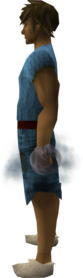 Seismic singularity (Third Age) equipped