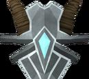 Gorgonite kiteshield