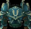 Rune platebody (Armadyl) detail