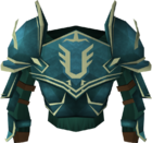 Rune platebody (Armadyl) detail