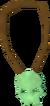 Ghostspeak amulet (enchanted) detail