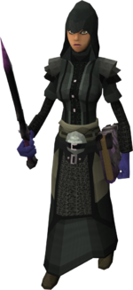 Mage weapons trader