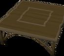 Teak kitchen table