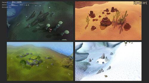 The Dukes Team Blog skillchompa habitats