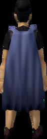 Fremennik cloak (lavender) equipped