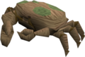 Baby giant crab (brown and green) pet.png
