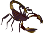 Poison Scorpion old