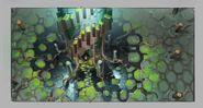 God Wars Dungeon 2 concept art 2