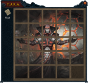 T.A.R.A. puzzle box