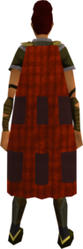 Team-44 cape equipped