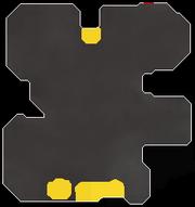 TzHaar Fight Cave map