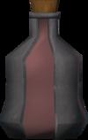 Ogre flask (Bandos) detail