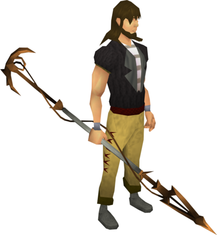 File:Corrupt dragon spear equipped.png