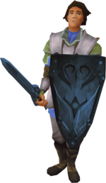 Elite Lumbridge guardsman (upgraded)