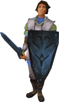 Elite Lumbridge guardsman (upgraded)