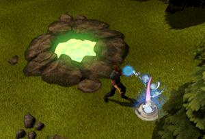 Harvesting radiant energy