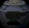 Strong smelting urn (full) detail