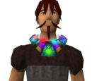 Luminous alchemist's amulet (charged)