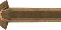 Épée de bronze