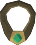 Royal amulet detail