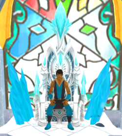 Throne of Fame (occupied)