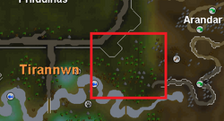 Crystal Castle location