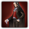 Gothic outfit icon (male)