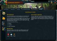 Community (Gielinorian Giving) interface 3