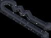Hair clip detail