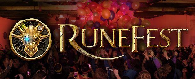 RuneFest update post header