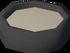 Tin (hardening) detail