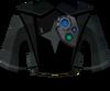 Augmented Akrisae's robe top detail