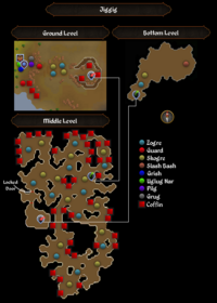 Jiggig map